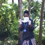 The Water Project: Chegulo Community, Yeni Spring -  The Final Mask Product