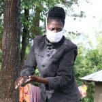 COVID-19 Prevention Training Update at Lutali Community, Lukoye Spring