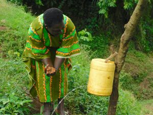The Water Project:  Handwashing At The Water Point