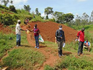 The Water Project:  Training Session