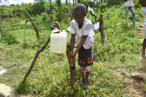 The Water Project:  Handwashing At The New Station