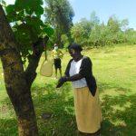 The Water Project: Ataku Community, Ngache Spring -  Handwashing Demonstration