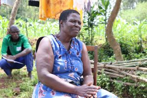The Water Project:  Listening To Training Keenly