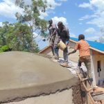 The Water Project: Kapsaoi Primary School -  Dome Construction