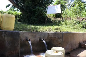 The Water Project:  The Chart At The Water Point