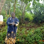 The Water Project: Busichula Community, Marko Spring -  Handwashing