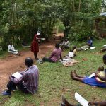 The Water Project: Musango Community, Emufutu Spring -  Ongoing Training