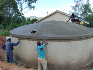 The Water Project:  Tank Skirting