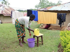 The Water Project:  Demonstration Of Proper Handwashing