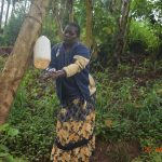 The Water Project: Busichula Community, Marko Spring -  Handwashing Demonstration