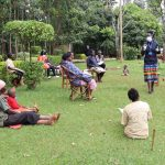 The Water Project: Lugango Community, Lugango Spring -  Ongoing Training