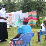 The Water Project: Elutali Community, Obati Spring -  Facilitator Leading Training