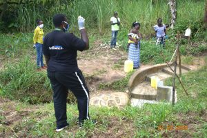 The Water Project:  Team Leader Emmah Training