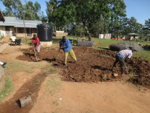 The Water Project:  Tank Site Excavation