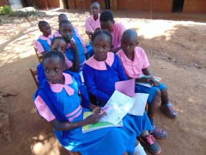 The Water Project:  Pupils At Training
