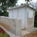 The Water Project: Gamalenga Primary School -  Completed Vip Latrines