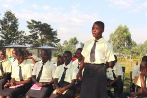 The Water Project:  A Student Answers A Question