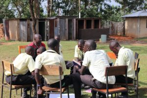The Water Project:  Group Work At The Training