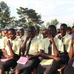 The Water Project: St. Gerald Mayuge Secondary School -  Dental Hygiene Training
