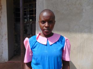 The Water Project:  Pupil Adija