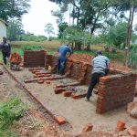 The Water Project: Jinjini Friends Primary School -  Latrine Construction