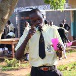 The Water Project: St. Gerald Mayuge Secondary School -  Dental Hygiene Volunteer