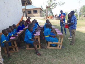 The Water Project:  Pupils And Facilitators