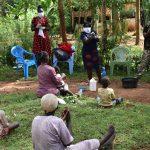 The Water Project: Musango Community, Emufutu Spring -  Proper Handwashing Demonstration