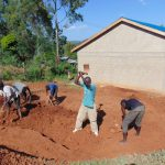 The Water Project: Kapsaoi Primary School -  Tank Site Excavation