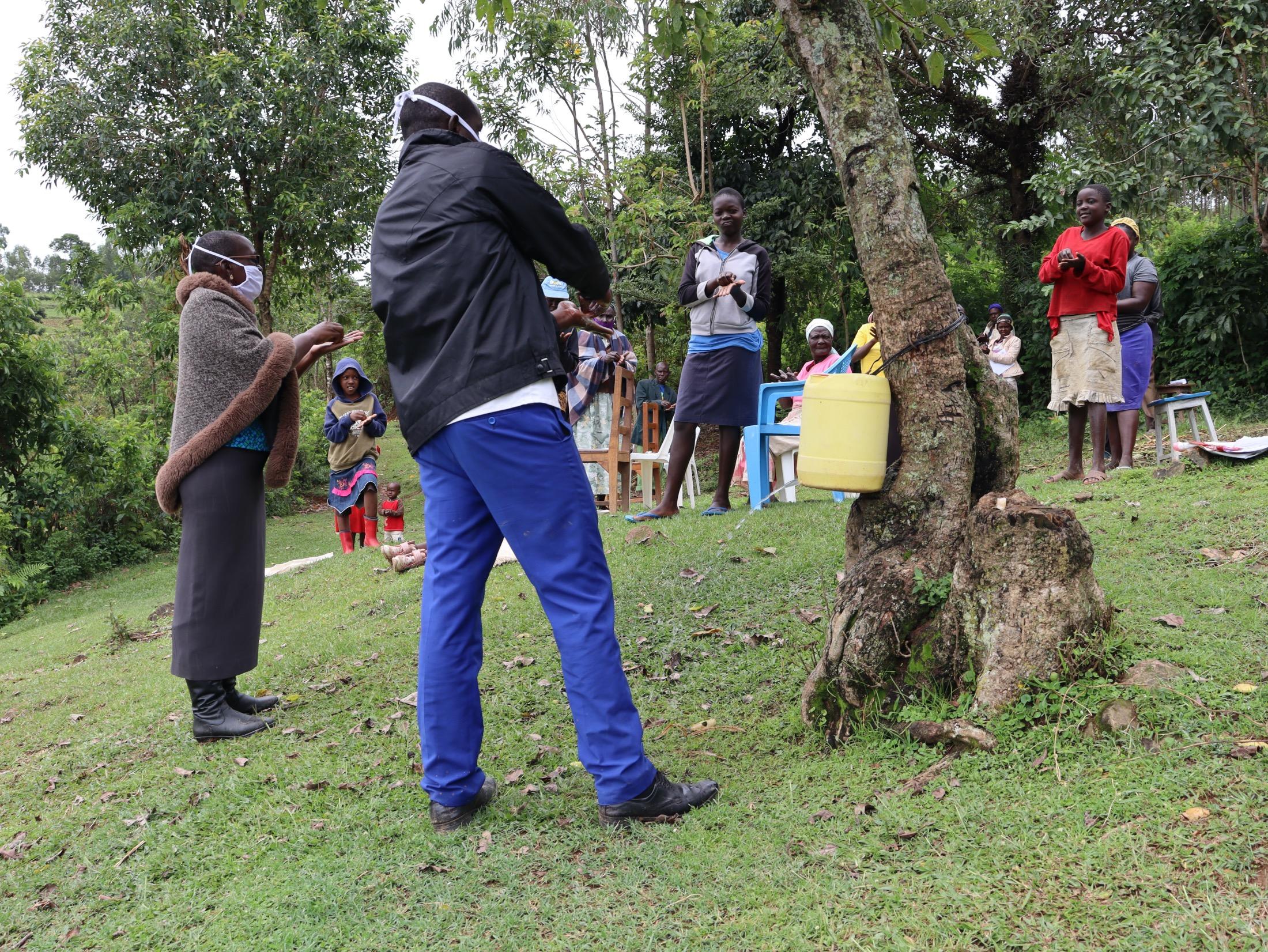 The Water Project : 3-kenya4437-covid19-handwashing-illustration-2