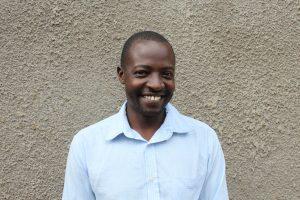 The Water Project:  Teacher Fredrick Omondi