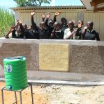 The Water Project: St. Gerald Mayuge Secondary School -  Girls Celebrate New Vip Latrines