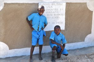 The Water Project:  Happy To Be Here With New Latrines