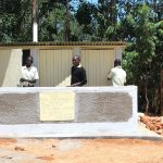 The Water Project: St. Gerald Mayuge Secondary School -  Complete Boys Latrines
