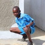 The Water Project: St. Michael Mukongolo Primary School -  I Definitely Heard Someone Say Pose