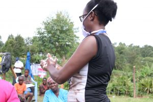 The Water Project:  Regular Handwashing With Soap And Water Highlighted