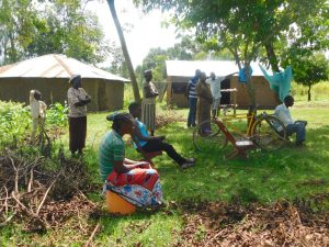 The Water Project:  Training At Ngache Spring