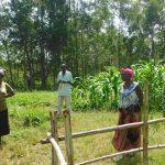 The Water Project: Sichinji Community, Kubai Spring -  Social Distancing