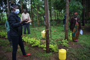 The Water Project:  Proper Handwashing Demonstrations