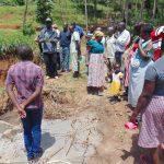 The Water Project: Shikangania Community, Abungana Spring -  Participant Shares A Response