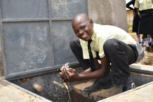 The Water Project:  Celebrating Clean Water At The Tank