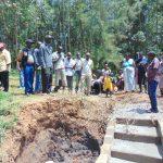 The Water Project: Shikangania Community, Abungana Spring -  Site Management Training