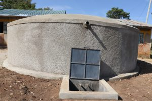 The Water Project:  The New Water Point