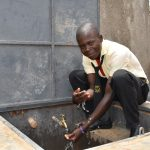 The Water Project: St. Gerald Mayuge Secondary School -  Water Celebration At The Tank