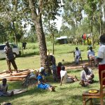 The Water Project: Munenga Community, Burudi Spring -  Mr Burudi Shares His Concerns On Coronavirus