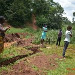 The Water Project: Shikhombero Community, Atondola Spring -  Training