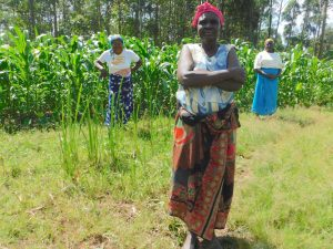 The Water Project:  Women At The Frontline Of Coronavirus Prevention