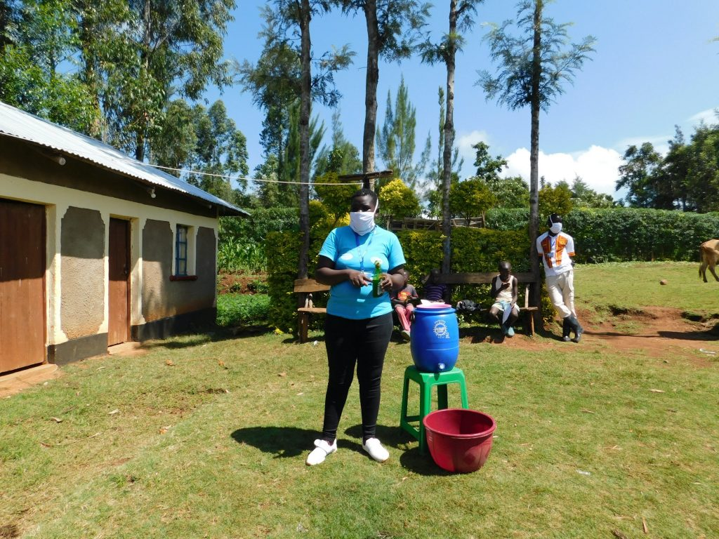 The Water Project : 5-kenya4560-covid19-handwashing-demonstration-3