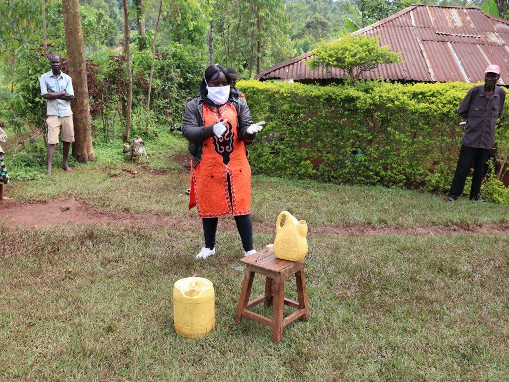 The Water Project : 5-kenya4723-covid19-proper-handwashing-demonstration-2