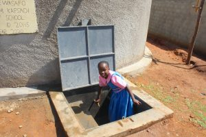 The Water Project:  Pupil Closing Tap